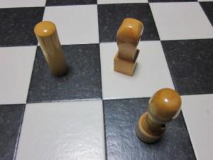 法人印鑑 チェス