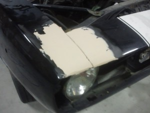 旧車 板金