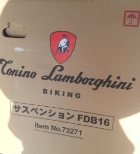 ランボルギーニ 自転車