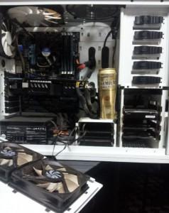 巨大パソコン