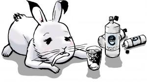酔いどれウサギ