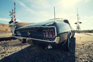 1967-Mustang